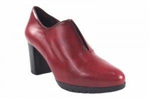 Chaussure femme DESIREE 3 bordeaux