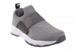 Chaussure B&W 28111 grise pour femme