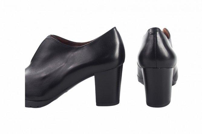 Zapato señora DESIREE fury 3 negro