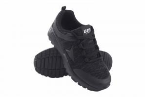 Zapato señora B&W 28113 negro