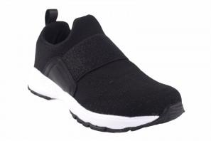 Zapato señora B&W 28111 negro