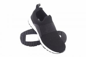 Chaussure B&W 28111 noir pour femme