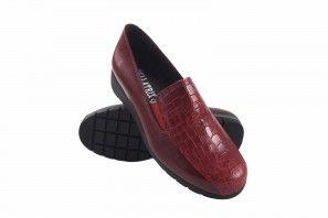 Zapato señora BELLATRIX 10505 rojo