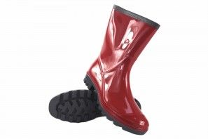 KELARA K91101 botte de KELARA femme rouge