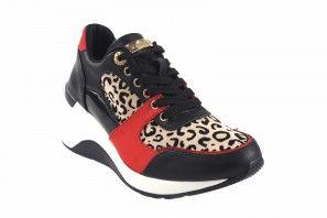 Chaussure femme MARIA MARE 62727 noir rouge