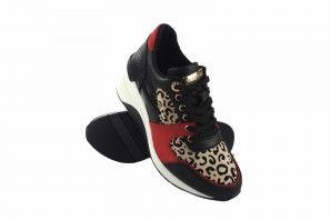 Zapato señora MARIA MARE 62727 ne.roj