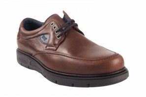 Zapato caballero RIVERTY 618 marron