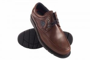 Chaussure homme RIVERTY 618 marron