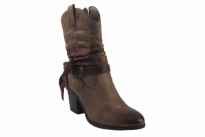Lady Stiefeletten MUSTANG 50275 taupe