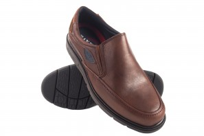 Zapato caballero RIVERTY 616 marron