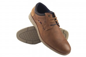 Chaussure homme BITESTA 32501 marron