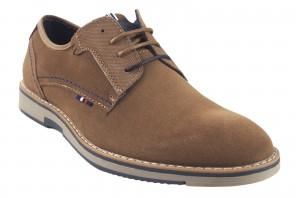 Zapato caballero BITESTA 32371 taupe