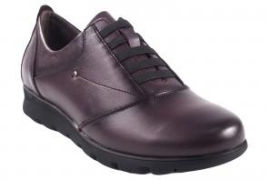 Chaussure femme RELAX4YOU 1410 bordeaux