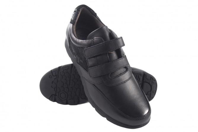 Zapato señora RELAX4YOU 1411 negro