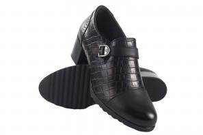 Chaussure femme RELAX4YOU 1510 noir