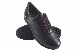 Chaussure femme RELAX4YOU 1410 noir