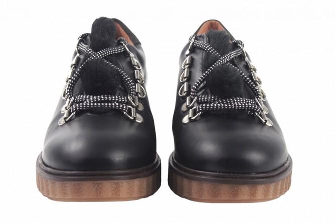 Zapato señora CO & SO pach253 negro