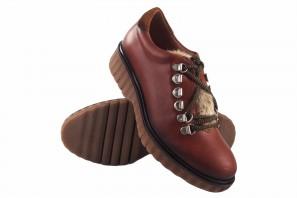 Chaussure femme CO & SO pach253 cuir