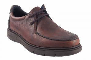 Zapato caballero RIVERTY 640 marron