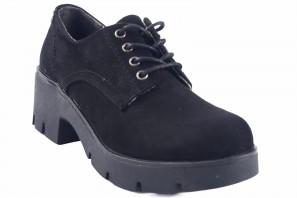 Chaussure femme MUSTANG 58428 noir