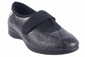 Chaussure femme BEREVERE en 0816 noir