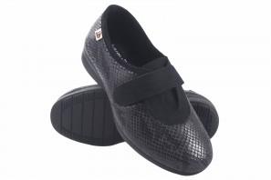 Zapato señora BEREVERE in 0816 negro