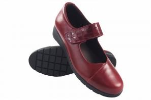 Zapato señora BELLATRIX 10555 rojo