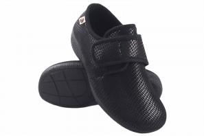 Zapato señora BEREVERE in 0400 negro