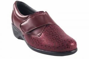 Chaussure femme DUENDY 696 bordeaux