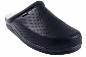 Zapato caballero Bienve 31 Zueco anatomico azul
