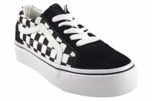 Chaussure femme BEBY 16051 ne.bla