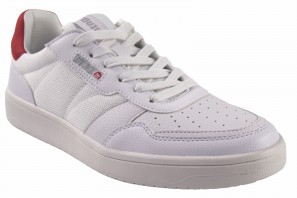 Chaussure homme MUSTANG 84691 blanc