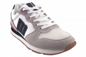 Chaussure homme MUSTANG 84467 blanc
