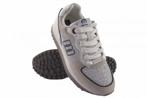 Chaussure femme MUSTANG 60011 blanc