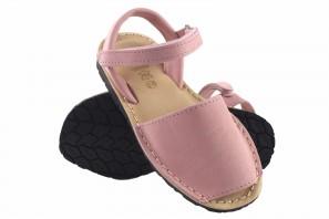 Mädchensandale DUENDY 9361 pink
