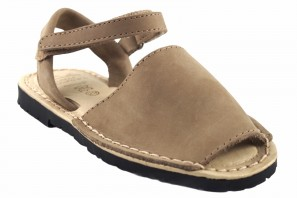 DUENDY Sandale DUENDY 9361 Taupe