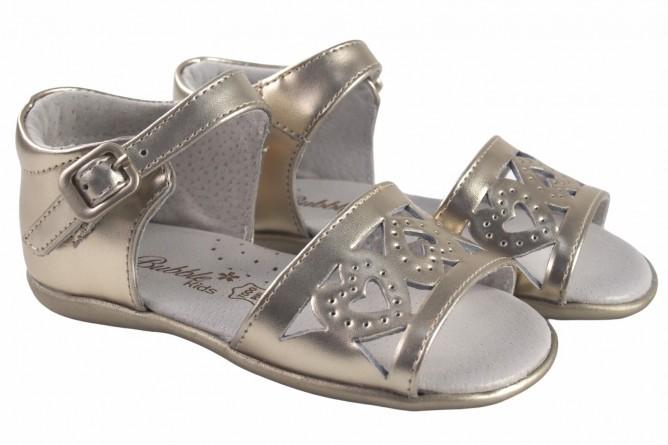 Zapato niña BUBBLE BOBBLE a2956 oro