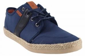Chaussure homme MUSTANG 84668 bleu