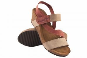 Sandale femme INTER BIOS 5635 beige 90565