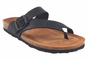Sandale femme INTER BIOS 7119 noir