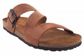 Sandale homme INTER BIOS 9553 cuir 90614