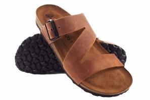 Sandale homme INTER BIOS 9553 cuir