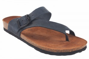 Sandale femme INTER BIOS 7119 bleu