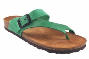 Sandalia señora INTER BIOS 7119 verde