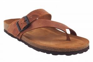 Sandale femme INTER BIOS 7119 cuir