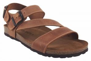 Sandale homme INTER BIOS 9557 cuir 90616