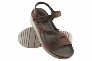 Sandale femme INTER BIOS 6901 taupe