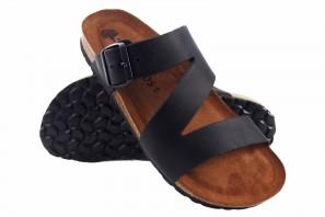 Sandale homme INTER BIOS 9553 noir