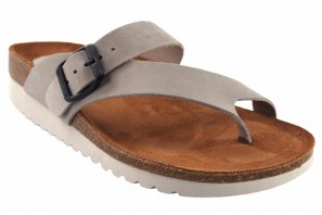 Sandale femme INTER BIOS 7119-mg gris