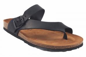 Sandale homme INTER BIOS 9511 noir 90610